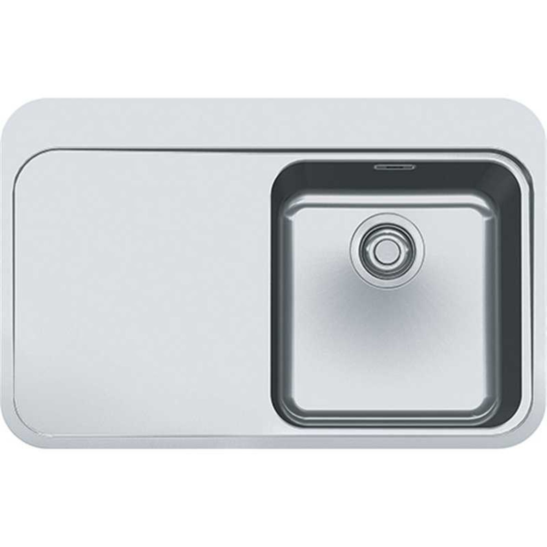 Boxed Brand New Factory Sealed Franke Sink- Model- SNX 211 780x510mm, RRP-£395.00