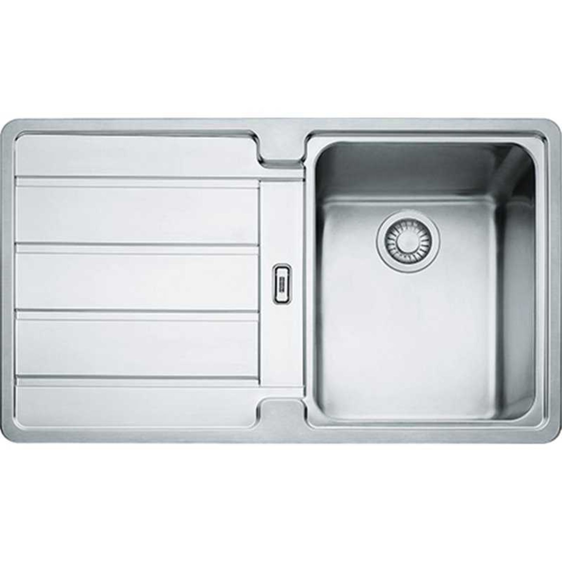 Boxed Brand New Factory Sealed Franke Sink- Model- HDX 614 860x510mm, RRP-£300.00