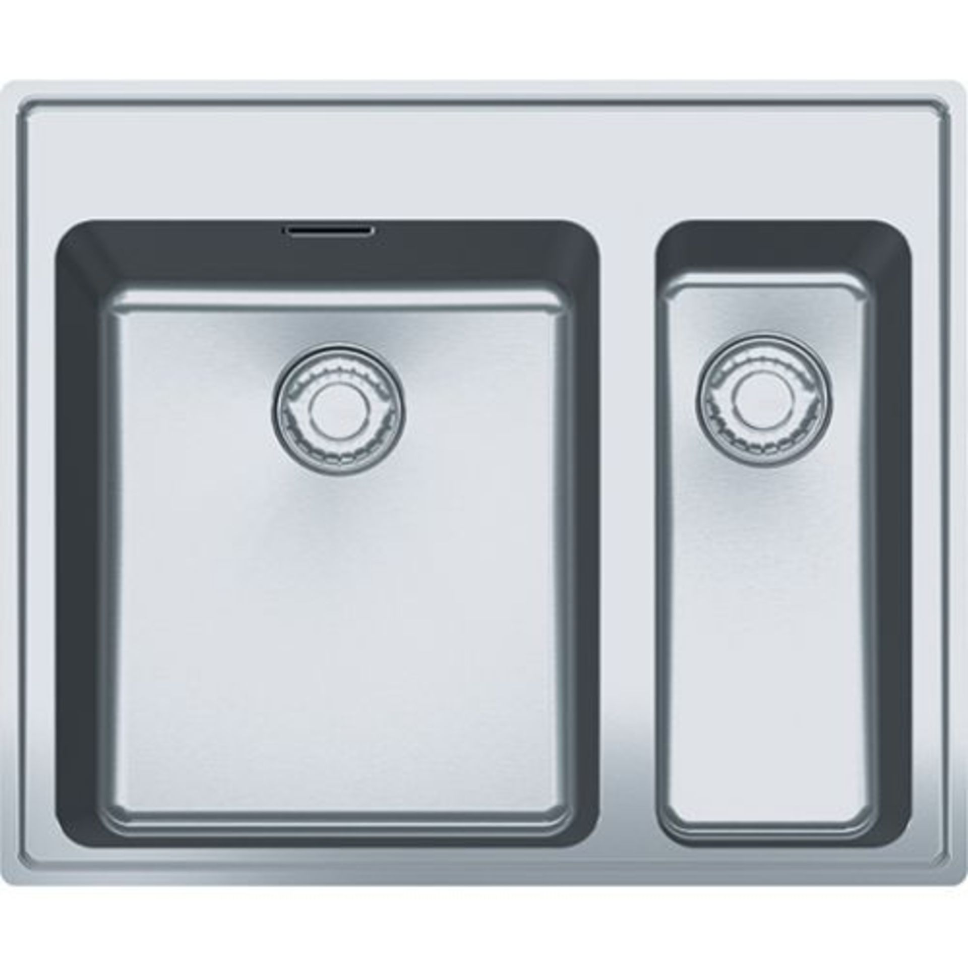 Boxed Brand New Factory Sealed Franke Sink- Model- MTX 660-34-16 600x510mm, RRP-£550.00