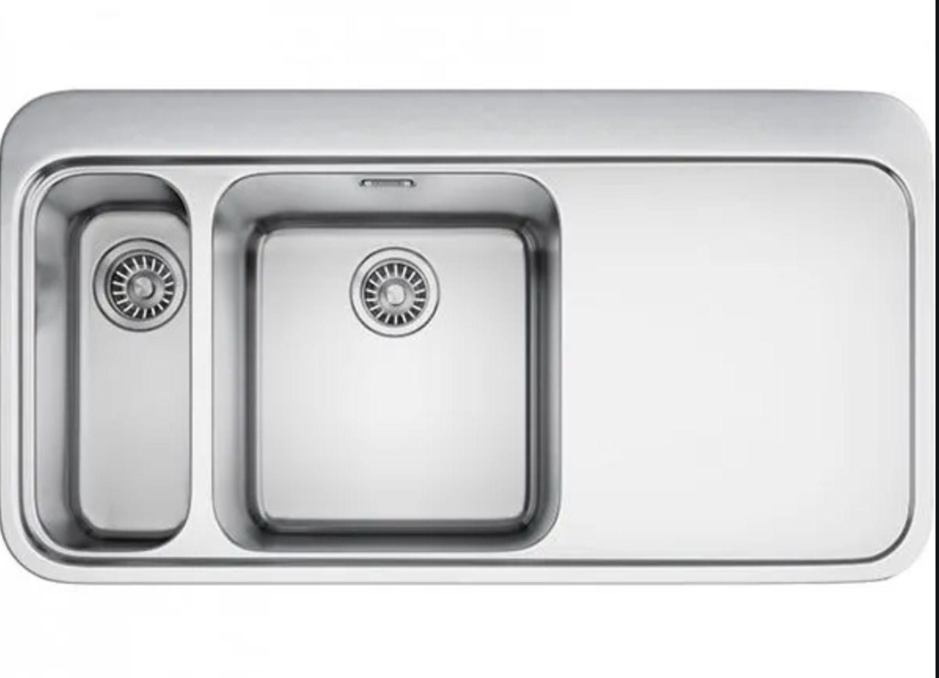 Boxed Brand New Factory Sealed Franke Sink- Model- SNX 261 965x510mm, RRP-£450.00
