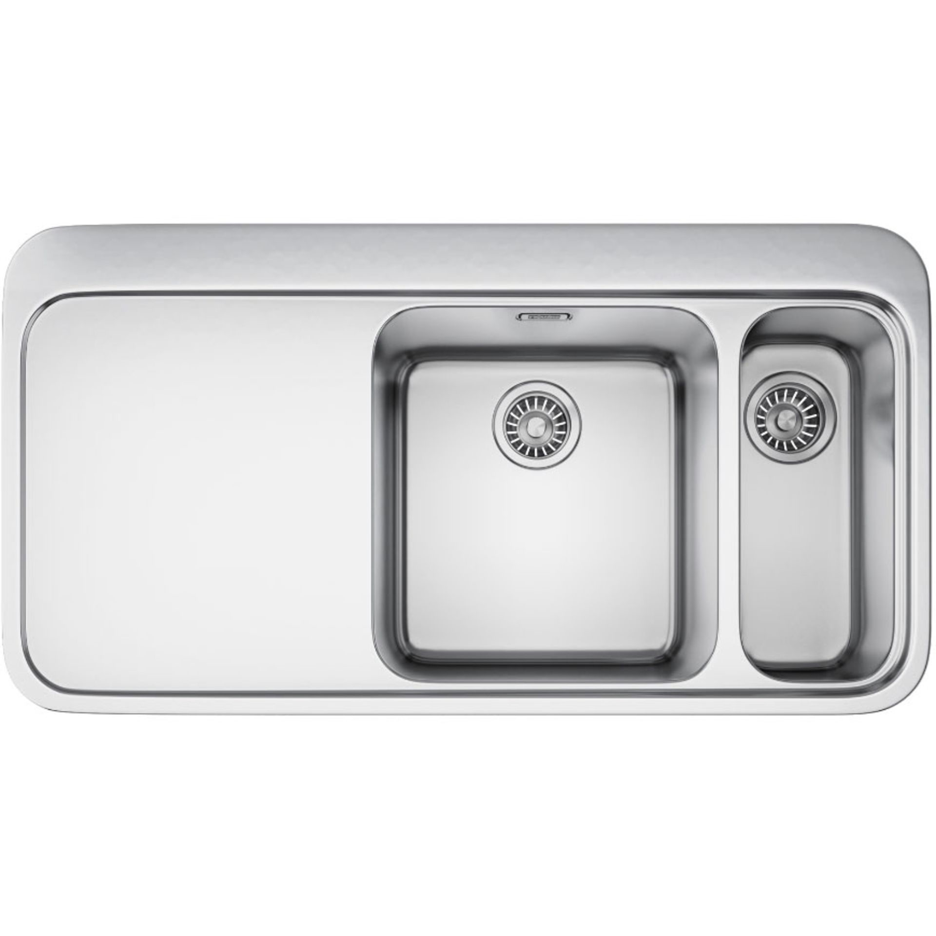 Boxed Brand New Factory Sealed Franke Sink- Model- SNX 261 965x510mm, RRP-£675.00
