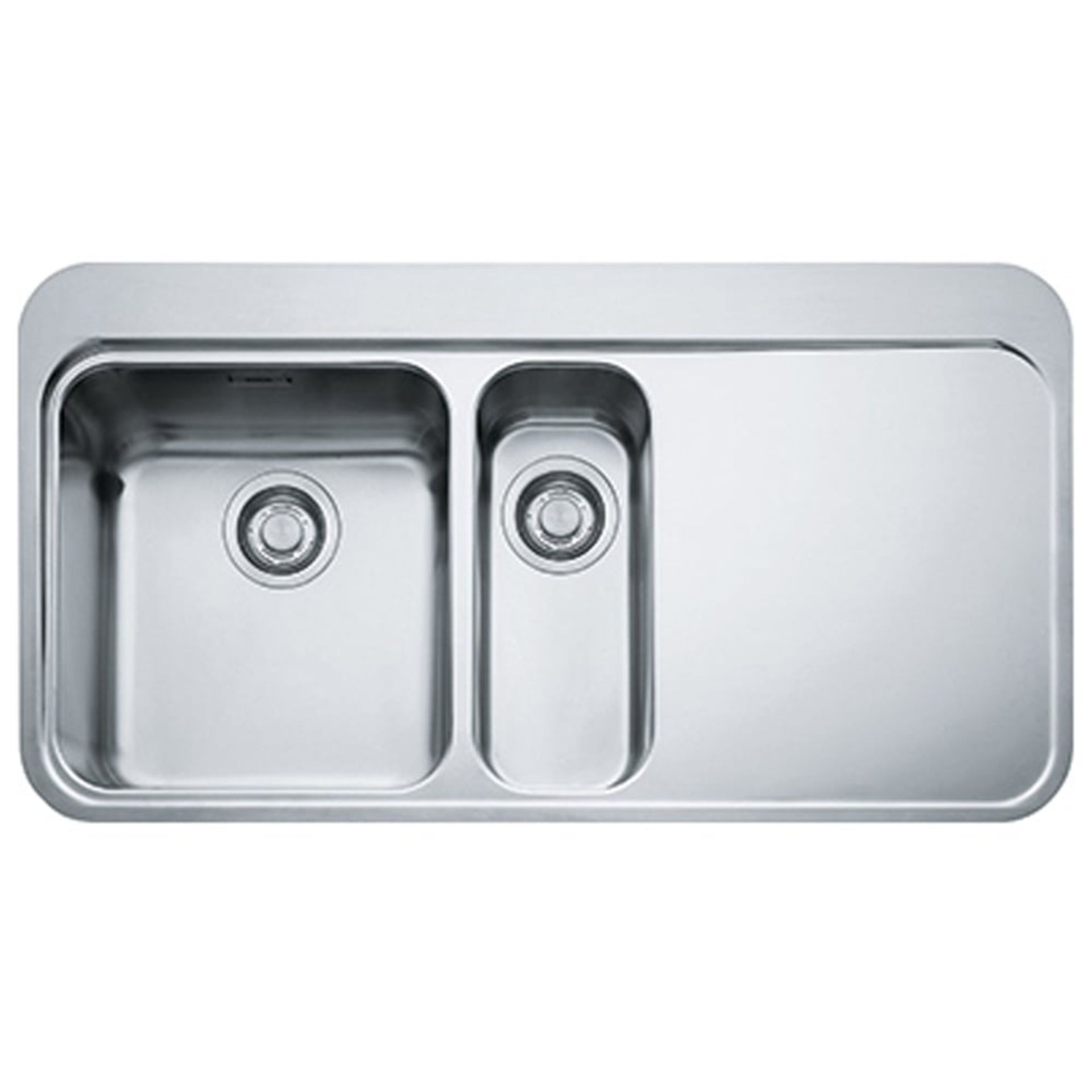 Boxed Brand New Factory Sealed Franke Sink- Model- SNX 251 965x510mm, RRP-£450.00