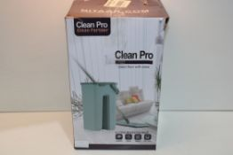 BOXED CLEAN PRO CLEAN FLOOR WITH EASECondition ReportAppraisal Available on Request- All Items are