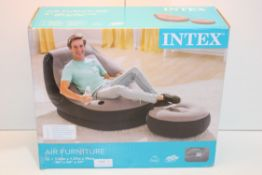 BOXED INTEX AIR FURNITURE Condition ReportAppraisal Available on Request- All Items are Unchecked/