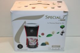 BOXED SPECIAL.T BY NESTLE MINI POD COFFEE MACHINE BLACKCondition ReportAppraisal Available on