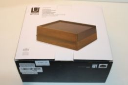 BOXED UMBRA STOWIT STORAGE BOX Condition ReportAppraisal Available on Request- All Items are