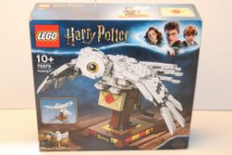 BOXED LEGO HARRY POTTER HEDWIG 75979 RRP £34.99Condition ReportAppraisal Available on Request- All