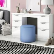 BOXED RATLEY DRESSING TABLE IN WHITE RRP £409.99Condition ReportAppraisal Available on Request-