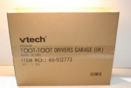 BOXED VTECH TOT-TOOT DRIVERS GARAGE Condition ReportAppraisal Available on Request- All Items are
