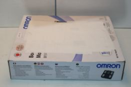 BOXED OMRON BODY COMPOSITION MONITOR BF511 RRP £77.99Condition ReportAppraisal Available on Request-