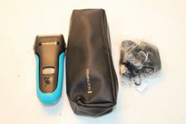 2X ASSORTED UNBOXED SHAVERS BY BRAUN & REMINGTONCondition ReportAppraisal Available on Request-