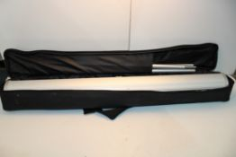 BAGGED PROJECTOR SCREEN Condition ReportAppraisal Available on Request- All Items are Unchecked/