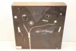 BOXED MOTORHEAD 1979 COLLECTORS VINYL BOX SET Condition ReportAppraisal Available on Request- All