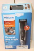 BOXED PHILIPS BEARD TRIMMER EVEN STUBBLE RRP £44.99Condition ReportAppraisal Available on Request-