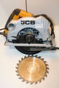 UNBOXED JCB CIRCULAR SAW Condition ReportAppraisal Available on Request- All Items are Unchecked/