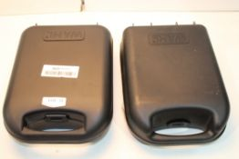 2X UNBOXED WITH CASES WAHL HAIR CLIPPERSCondition ReportAppraisal Available on Request- All Items