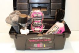 MUC-OFF UKTIMATE BICYCLE CARE KIT RRP £44.99Condition ReportAppraisal Available on Request- All