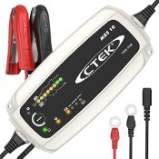 CTEK PRO BATTERY CHARGER MXS 10 RRP £128Condition ReportAppraisal Available on Request- All Items