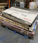 ONE PALLET TO CONTAIN A LARGE AMOUNT OF RANDOM PRODUCTS (10786)