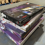 ONE PALLET TO CONTAIN A LARGE AMOUNT OF B.E.R TV'S SALVAGE STOCK (29075)