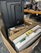 ONE PALLET TO CONTAIN A LARGE AMOUNT OF B.E.R TV'S SALVAGE STOCK (8293)
