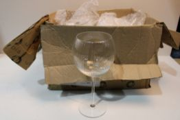 X 3 WINE GLASSESCondition ReportAppraisal Available on Request- All Items are Unchecked/Untested Raw
