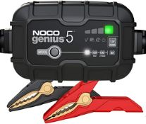 NOCO GENIUS 5 6V&12V 5A RRP £69.95Condition ReportAppraisal Available on Request- All Items are
