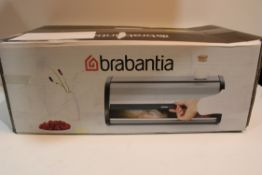 BRABANTIA BREAD BIN RRP £34.99Condition ReportAppraisal Available on Request- All Items are