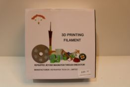 REPRAPPER 3D PRINTING FILAMENT RRP £15.99Condition ReportAppraisal Available on Request- All Items