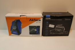 X 2 AUTOMOTIVE AKFACE & ASTRO AJ PORTABLE AIR COMPRESSORCondition ReportAppraisal Available on