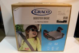 GRACO BOOSTER BASIC RRP £35Condition ReportAppraisal Available on Request- All Items are Unchecked/