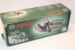 BOXED BOSCH GRINDER PWS 700-115 RRP £54.00Condition ReportAppraisal Available on Request- All