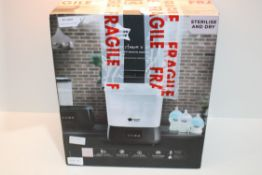 BOXED TOMMEE TIPPEE SUPER STEAM N DRY ADVANCED ELECTRIC STERILIZER RRP £90.00Condition