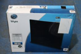 BOXED BLYSS SARIS 1000W RADIANT PANEL HEATER RRP £69.99Condition ReportAppraisal Available on