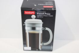 BOXED BODUM CAFFETIERA FRENCH PRESS 1.0LCondition ReportAppraisal Available on Request- All Items