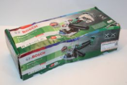 BOXED BOSCH ADVANCED GRIND 18 CORDLESS ANGLE GRINDER RRP £97.00Condition ReportAppraisal Available