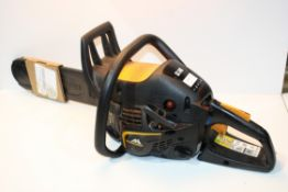 UNBOXED MCULLOGH CS 340 CHAINSAW RRP £152.00Condition ReportAppraisal Available on Request- All