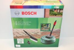 BOXED BOSCH HOME AND CAR KIT FOR PRESSURE WASHER Condition ReportAppraisal Available on Request- All