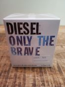 BRAND NEW DIESEL ONLY THE BRAVE 125MLCondition ReportAppraisal Available on Request- All Items are