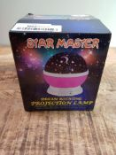 STARMASTRER PROJECTION LAMPCondition ReportAppraisal Available on Request- All Items are Unchecked/