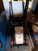 UNBOXED MACALLISTER LI-ION LAWNMOWER Condition ReportAppraisal Available on Request- All Items are