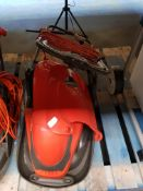 UNBOXED FLYMO LAWNMOWERCondition ReportAppraisal Available on Request- All Items are Unchecked/