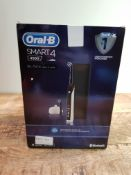 Oral-b smart 4 toothbrushCondition ReportAppraisal Available on Request- All Items are Unchecked/