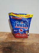 FINISH POWERBALL DISHWASHER TABLETS RRP £10Condition ReportAppraisal Available on Request- All Items