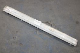 LED T8 Battens 3000LM 20KHrs (2x18W) 1200MM TwinCW £38.61Condition ReportAppraisal Available on