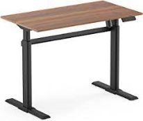 BOXED HEIGHT ADJUSTABLE STANDING DESK SKU: E-HAD0220WA RRP £188.00 (AS SEEN IN WAYFAIR)Condition