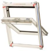 Keylite White Centre Pivot 550x980 Thermal WCP02T £219.02Condition ReportAppraisal Available on
