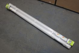 LED T8 Battens 22W 1950LM 20KHrs 1500MM Single CW £70.38Condition ReportAppraisal Available on