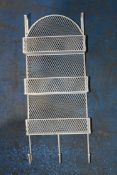 3 POCKET METAL DOOR STORAGE RACK (IMAGE DEPICTS STOCK)Condition ReportAppraisal Available on