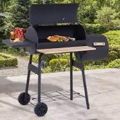 BOXED OUTSUNNY 846-036 BBQ GRILL RRP £128.40 (AS SEEN IN WAYFAIR)Condition ReportAppraisal Available